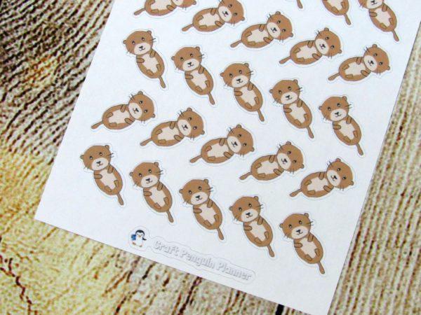 Otter Hand drawn
